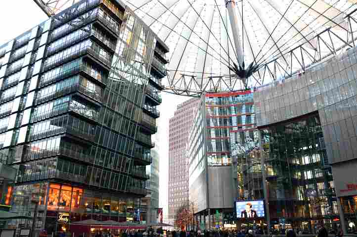 Im Forum Sony Center